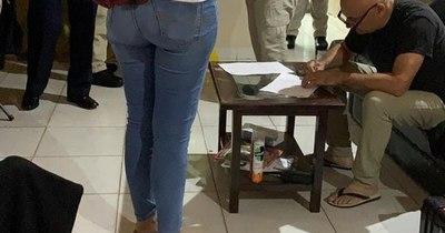 La Nación / Allanan vivienda del capitán de Bomberos Voluntarios por sextorsión