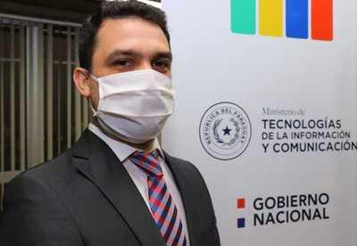 Asumió Fernando Saguier Caballero como viceministro de Comunicación