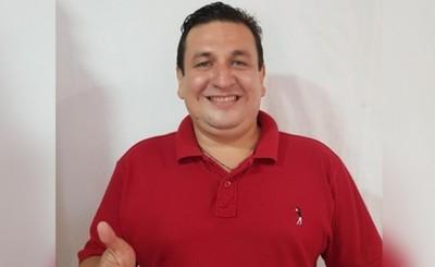 Concordia Colorada opta por Jorge Ojeda en Minga Porã