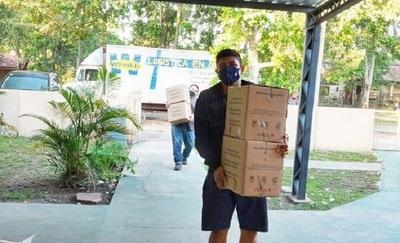 Salud Púbica distribuyó 6.240 kilos de leche a servicios de Misiones para pacientes con desnutrición