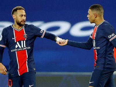 """PSG ve """"encaminada"""" la renovación de Neymar y menos clara la de Mbappé"""