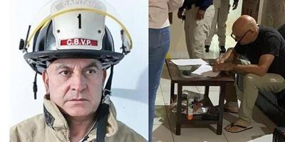 ALLANAN VIVIENDA DEL CAPITÁN DE BOMBEROS POR UN CASO DE SEXTORSIÓN