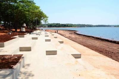 Arena comprada para la COSTANERA de PRIETO es suficiente para otras 20 playas SIMILARES