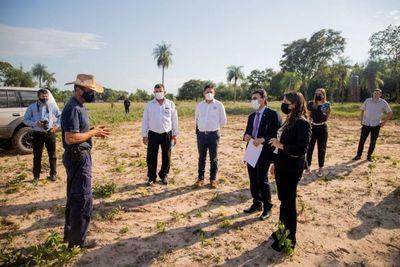 Avanza proyecto de construcción de viviendas para agentes penitenciarios