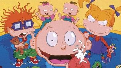 ¡Vuelve Rugrats! Y con las voces originales de la serie de Nickelodeon