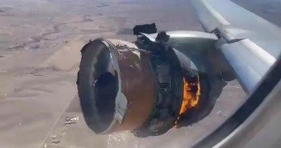 """La Nación / Avería de Boeing 777: la """"fatiga del metal"""", una ley física a veces fuente de accidentes"""