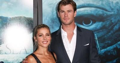 Elsa Pataky desmiente los rumores de crisis con Cris Hemsworth por una supuesta infidelidad