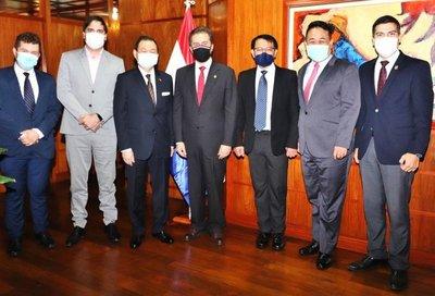 Firma taiwanesa instalará planta industrial de insumos médicos en Pedro Juan Caballero