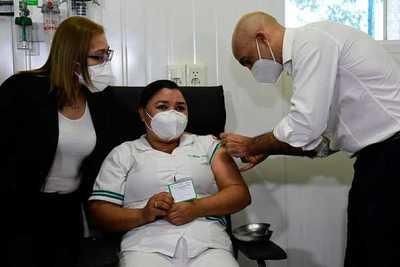 """Salud Pública aplicará más control para evitar otro vacunado """"por error"""", dicen"""