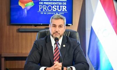 Cumbre: Presidente urge acceso equitativo a vacunas contra el coronavirus