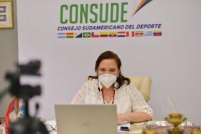 Paraguay es reelecto en la presidencia del Consejo Sudamericano del Deporte