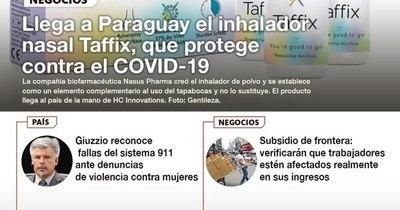 La Nación / LN PM: Las noticias más relevantes de la siesta del 25 de febrero
