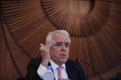 El presidente saliente de Petrobras destaca la mejoría de la empresa tras lucro récord