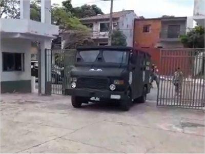 Cocaína incautada en el Chaco llegó a la FOPE en Asunción