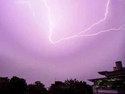Emiten alerta por tormentas para varios Departamentos, incluye Amambay