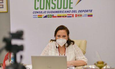 Paraguay es reelecto en la titularidad del Consejo Sudamericano del Deporte