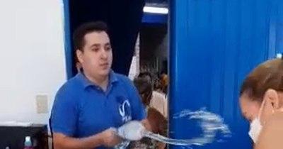 La Nación / Instan al Tribunal de Conducta del PLRA a tomar medidas ante agresión de Stiben Patrón