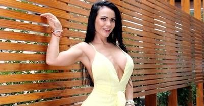 Pamela Rodríguez estelariza el Delivery de Epa!