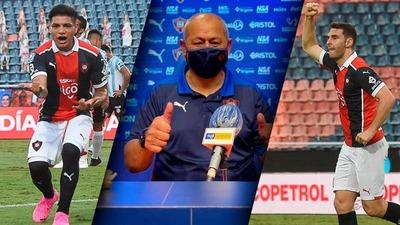 Ante falta de recambio ¿Le dará el combustible a Cerro Porteño para lo que queda del torneo?