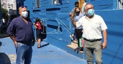 """La Nación / """"Tenemos que aceptar las reglas de juego"""", sostiene presidente del TEI del PLRA"""