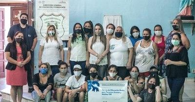 La Nación / Mujeres del Buen Pastor obtienen premio en concurso internacional