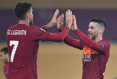 Roma, Milan y Manchester United también se anotan en octavos