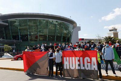 Gobierno mexicano valida la huelga de Interjet tras reclamo de los directivos