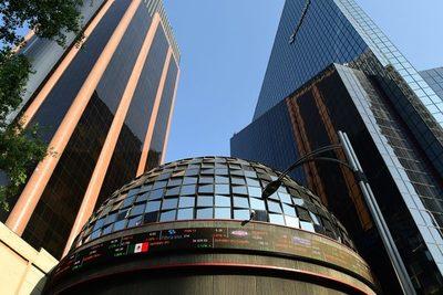 La bolsa mexicana pierde 1,86 % arrastrada por Estados Unidos
