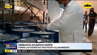 Prosiguen allanamientos en el marco del operativo Atlántico Norte