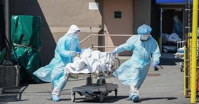 La Nación / La pandemia no se detiene: continúan las altas cifras de contagios y hospitalizados