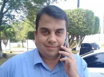 Diego Benítez renuncia a la Comisión Directiva de Olimpia