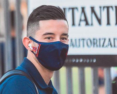 Mathías Villasanti es otra baja en el Ciclón