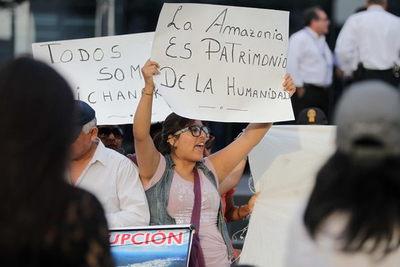 Peligra la descontaminación de derrames de petróleo en la Amazonía peruana