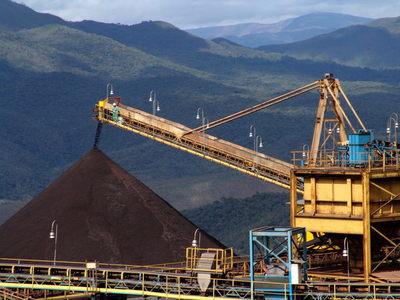 La minera Vale obtiene un beneficio neto de 4.881 millones de dólares en 2020