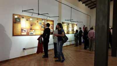 "Muestra itinerante ""Paraguay 1.869, un País en Guerra"", llega a San Lorenzo"