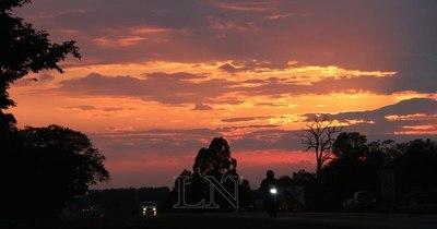 La Nación / Pronostican viernes caluroso y lluvias en el Chaco