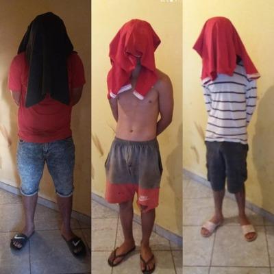 Caen tres depravados que raptaron y violaron a adolescente de 15 años