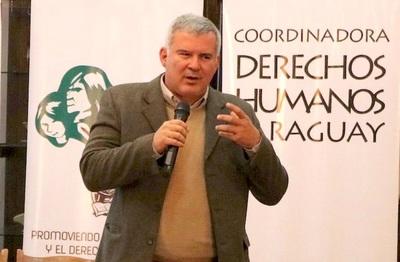 CODEHUPY acompañará pedido de familia Denis sobre intervención de ONU en secuestros