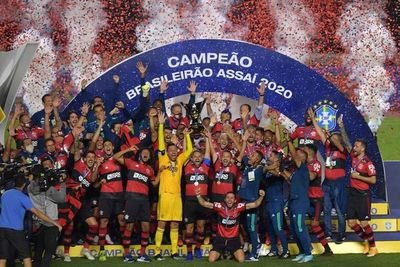 Flamengo pierde pero es campeón brasileño