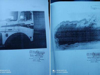 Desmienten adulteración de chasis de camión vendido en Encarnación