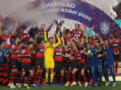 Flamengo se queda con el Brasileirão en dramática definición