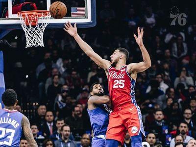Duelo entre Sixers y Nets por liderato del Este