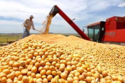 Exportaciones de soja y carne aumentaron en 2020