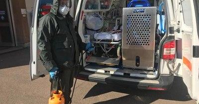 La Nación / Foz prohibirá ingreso de ambulancias desde CDE como medida anti COVID-19