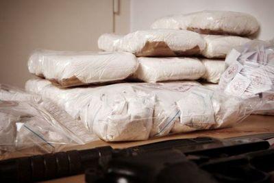 Incautan cocaína paraguaya en Costa de Marfil