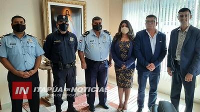 PIDEN INSTALACIÓN DE CÁMARAS DEL 911 EN MARIA AUXILIADORA
