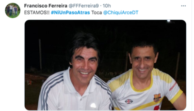 #NiUnPasoAtras, la particular campaña viral en apoyo al plantel de Cerro