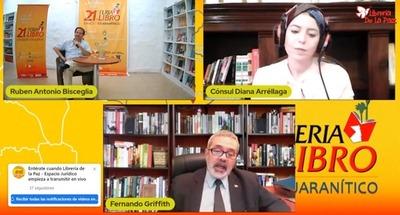 Turismo e intercambio cultural en debate en Feria del Libro