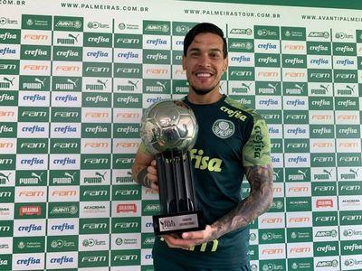 Gustavo Gómez, el mejor zaguero del fútbol brasilero
