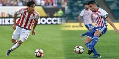Gustavo Gómez y Junior Alonso, elegidos como los mejores defensores de Brasil